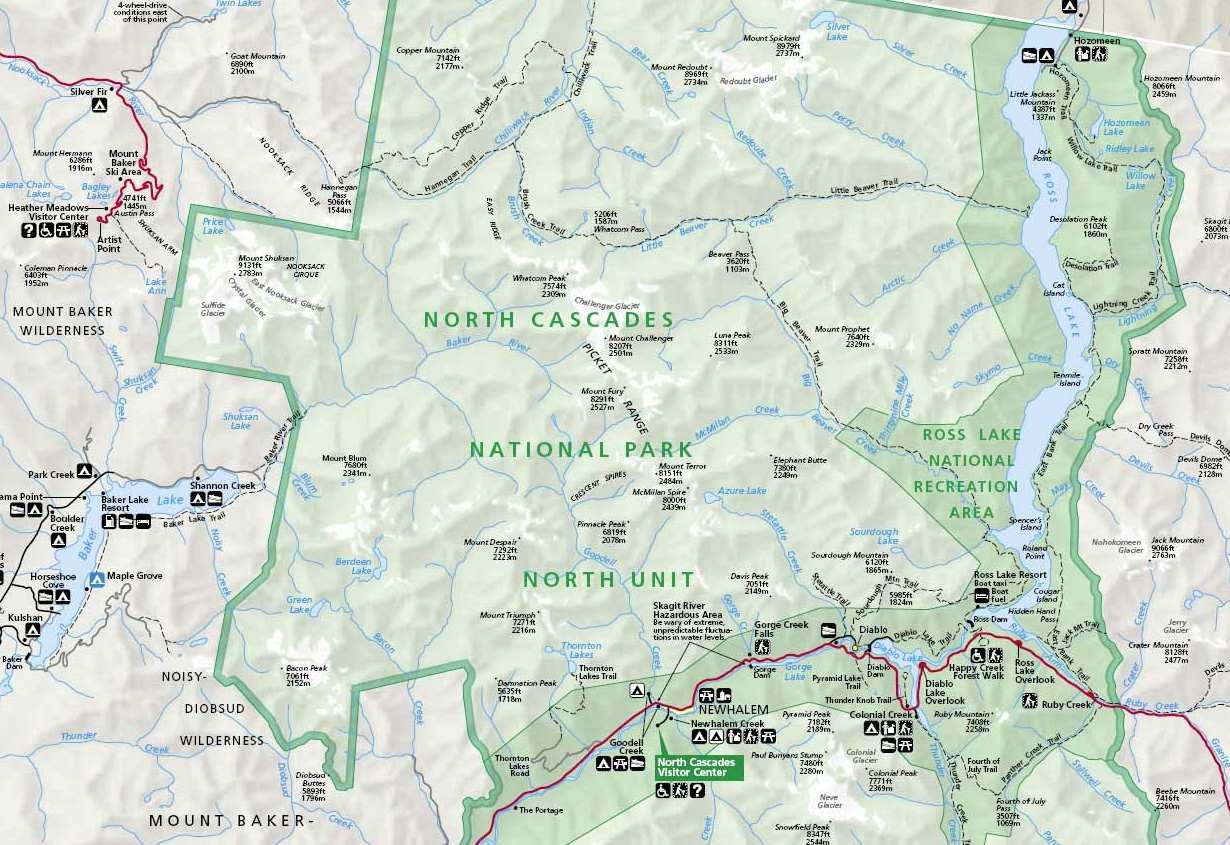 Trip Report North Cascades Traverse Evergreen Endurance Coaching