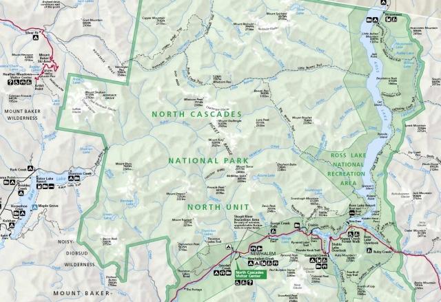 NOCA Map