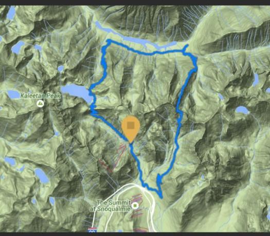Snoq Ridge map-2